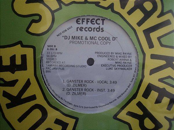 DJ MIKE & MC COOL D - GANGSTER ROCK