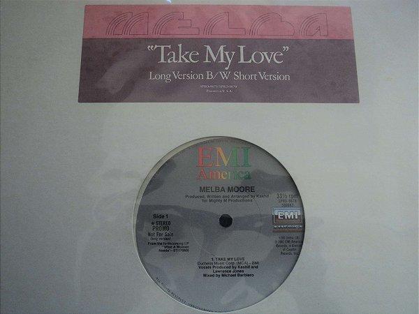 MELBA MOORE - TAKE MY LOVE