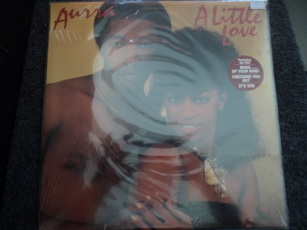 AURRA - A LITTLE LOVE LACRADO