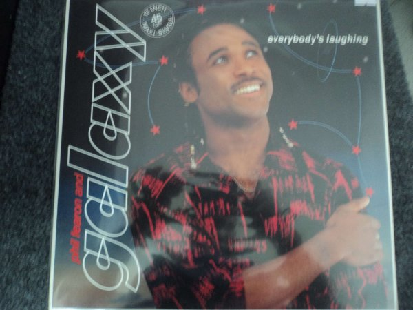 PHIL FEARON & GALAXY - EVERYBODY'S LAUGHING