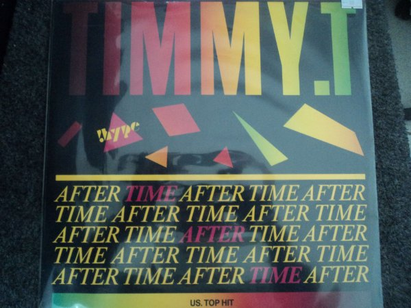 TIMMY T - TIME AFTER TIME