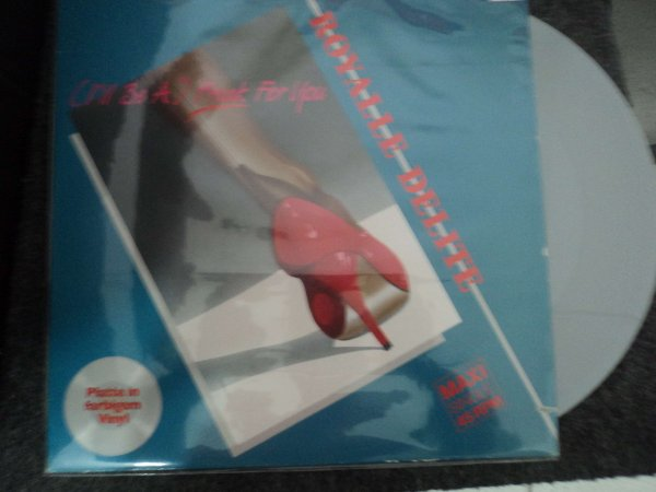 ROYALLE DELITE - ALL BE A FREAK FOR YOU (VINIL CINZA)