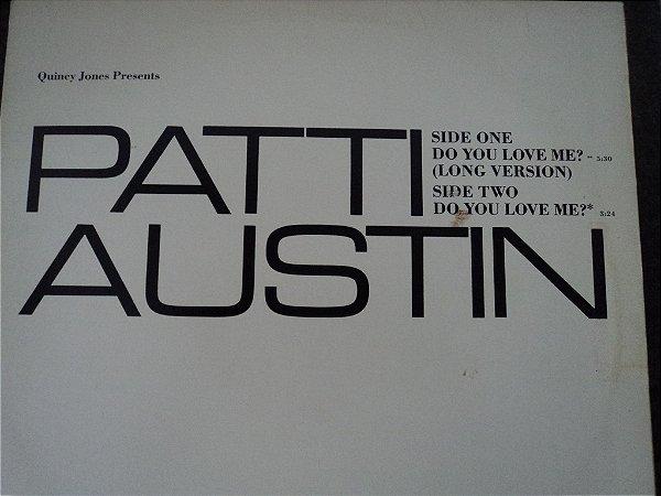 PATTI AUSTIN - DO YOU LOVE ME