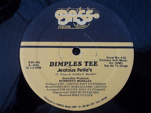 DIMPLES TEE - JEALOUS FELLA´S