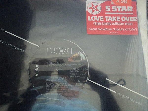 5 STAR - LOVE TAKE OVER