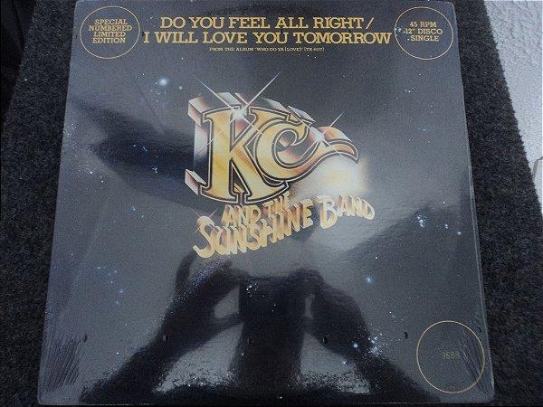 KC & SUNSHINE BAND - DO YOU FEEL ALL RIGHT LACRADO