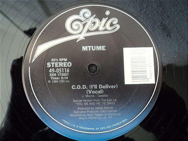 MTUME - C.O.D
