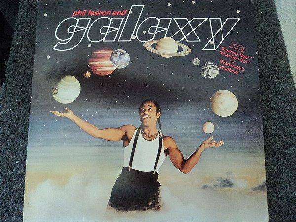 GALAXY - DANCING TIGHT LP