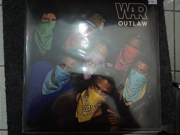 WAR - OUTLAW LP