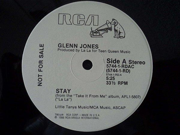 GLENN JONES - STAY
