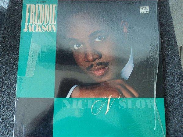 FREDDIE JACKSON - NICE N SLOW