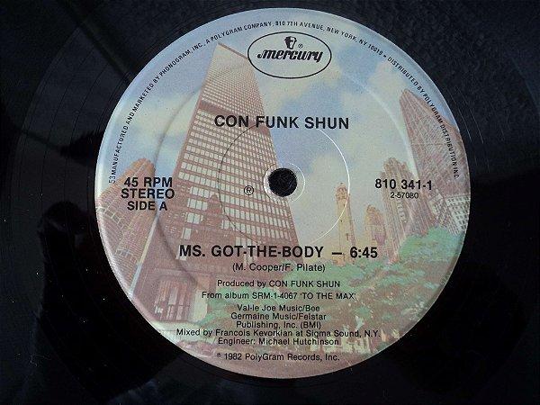 CON FUNK SHUN - MS. GOT THE BODY
