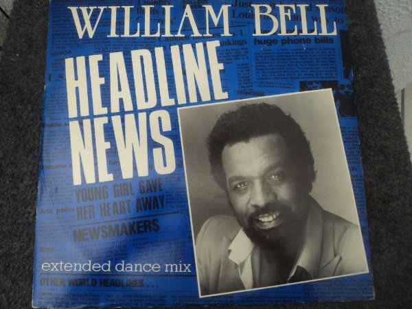WILLIAM BELL  - HEADLINE NEWS