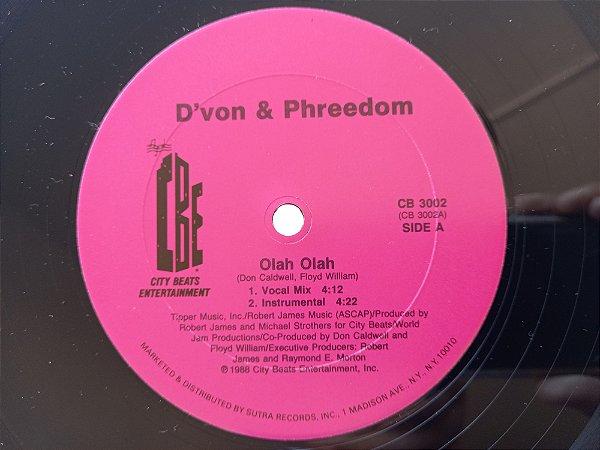 D'VON & PHREEDOM - OLAH OLAH