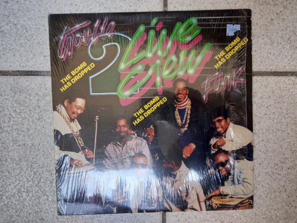 2 LIVE CREW - ONE AND ONE - PROMOCIONAL