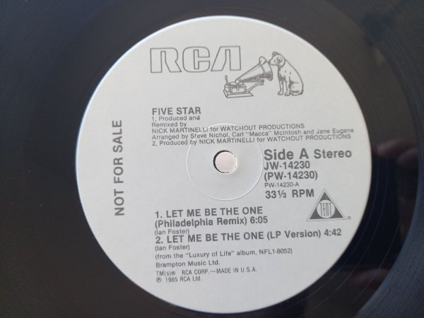 FIRE STAR - LET ME BE THE ONE