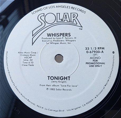 WHISPERS - TONIGHT