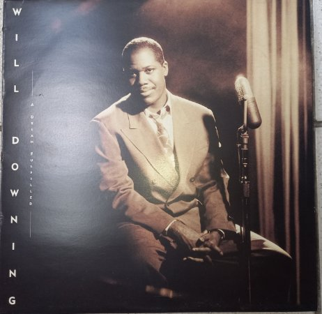 WILL DOWNING - A DREAM FULFILLED - LP