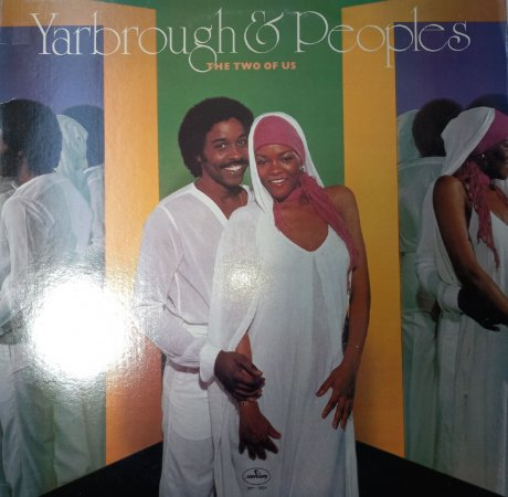 YARBROUGH & PEOPLES - THE TWO OF US - LP