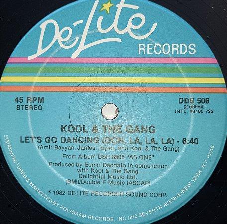 Kool & THE GANG - LET'S GO DANCING