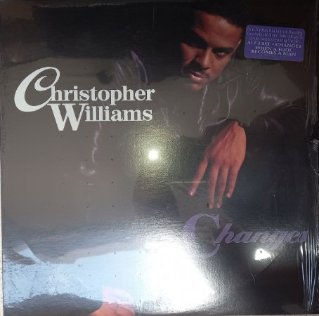 CHRISTOPHER WILLIAMS - CHANGES - LP