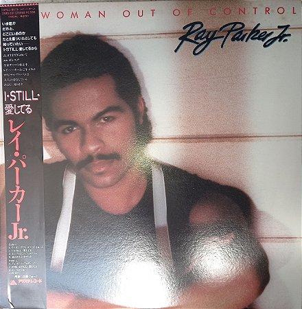 RAY PARKER JR - WOMAN OUT OF CONTROL - LP JAPONÊS