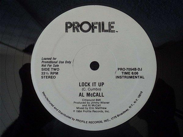 AL MCCALL - LOCK IT UP