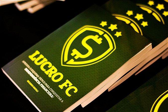 Pacote 10 livros • Lucro FC