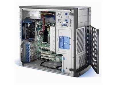 Servidor Intel SC5299 , CPU XEON E3, HD 1TB, 2Gb RAM, 2 Rede