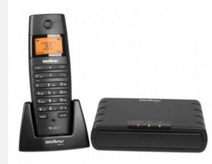 Intelbras TS60IP - Micro Central IP + 1x telefone