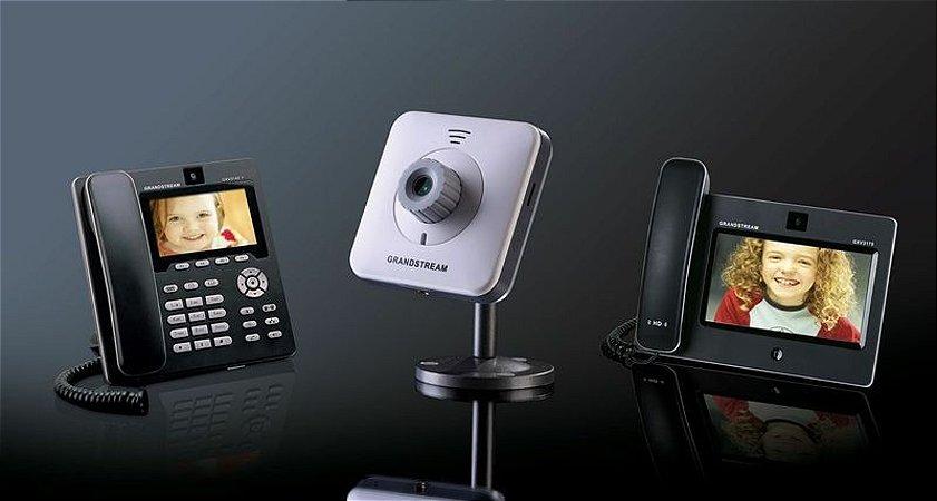 Grandstream GXV3615WP_HD - Câmera IP ONVIF Wireless HD 720p