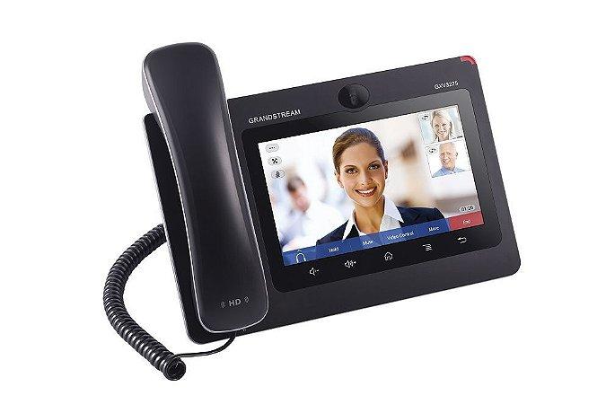 GXV3275 -Telefone IP WIFI Android Skype Câmera Bluetooth PoE