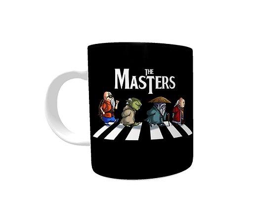 Caneca The Masters