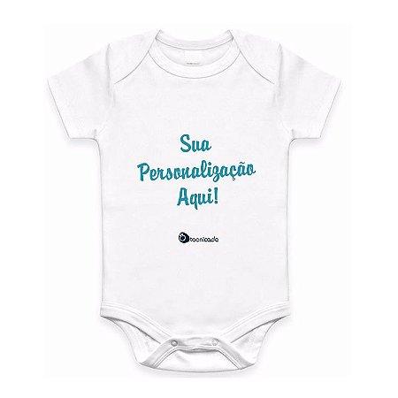 Body Infantil Personalizado