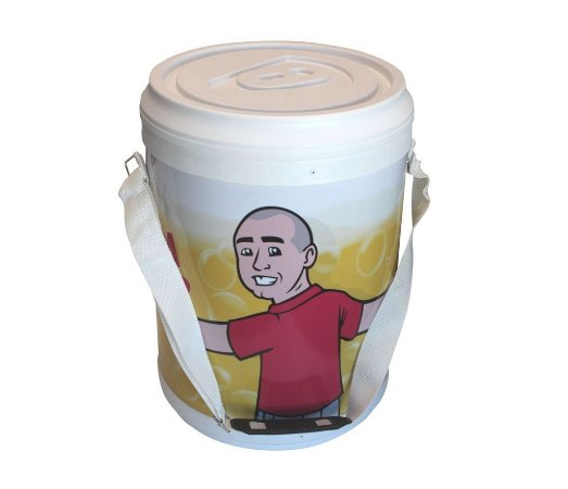 Cooler 24 latas personalizado