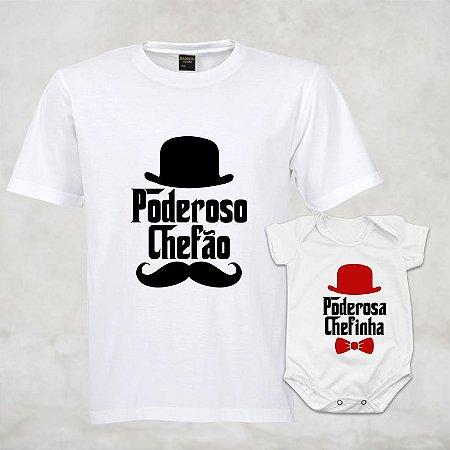 Camiseta Poderosa Chefinha