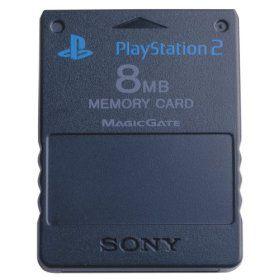 Memory Card 8MB - PS2