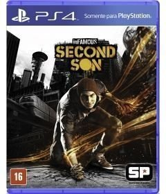 Game Infamous Second Son - PS4