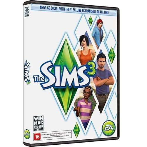 Game The Sims 3 Refresh - PC