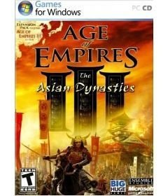 Game Age Of Empires III The Asian Dynasties (Expansão) - PC