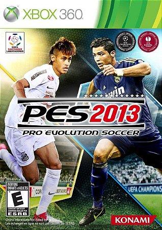 (Usado) Game Pro Evolution Soccer PES 2013 - Xbox 360