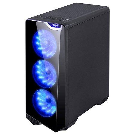 Computador Gamer Intel Pentium G4560 3.5GHZ 7ª Geração 8GB Ram DDR4 HD 500GB HDMI/VGA Fonte 400W Linux - MOVVA