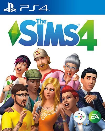 Jogo The Sims 4 BR - PS4