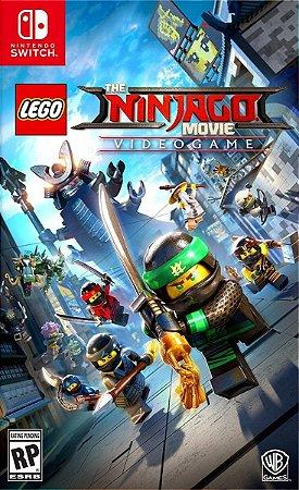 Jogo Lego Ninjago Movie Game - Nintendo Switch