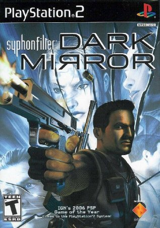 Game Syphon Filter Dark Mirror - PS2
