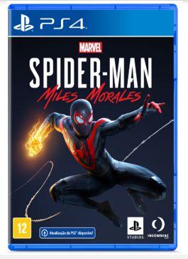 (PRÉ-VENDA) Game Marvel's Spider-Man Miles Morales - PS4