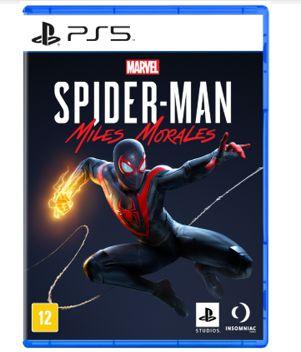 (PRÉ-VENDA) Game Marvel's Spider-Man Miles Morales - PS5