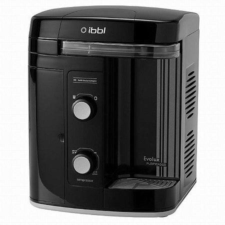 Purificador de água EVOLUX Preto Refrigerado – IBBL