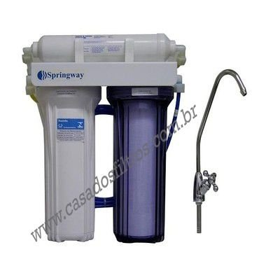 Purificador de água Duplimax 10 DM10BR Springway