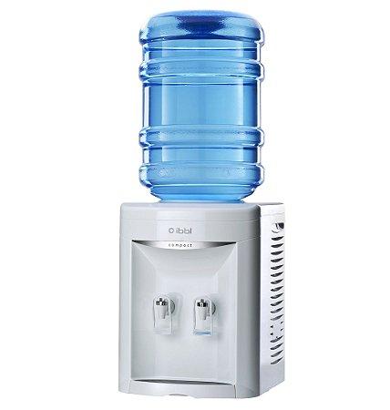 Bebedouro para Garrafão Compacto Branco - IBBL